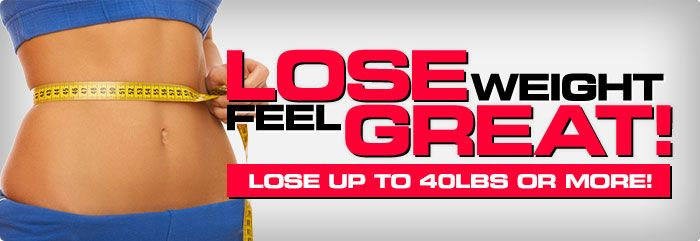 Loose Weight Feel Great