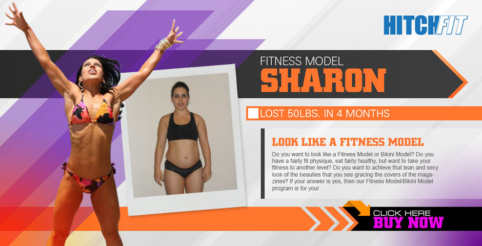 Sharon - Look Like a Fitness Model