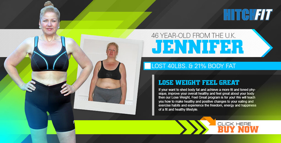 Jennifer - Lose Weight Feel Great