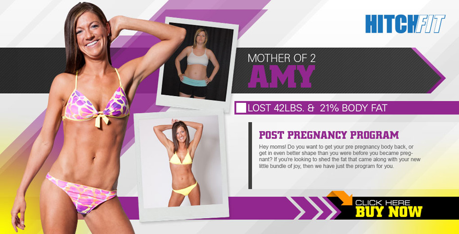 Amy - Post Pregnancy