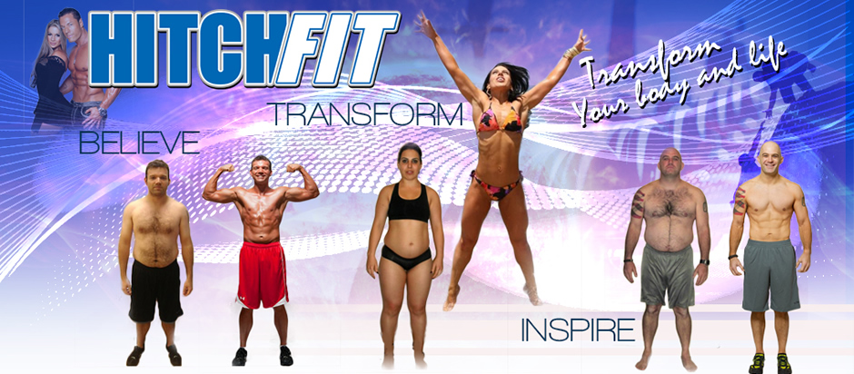 HitchFit Transform your Body and Life