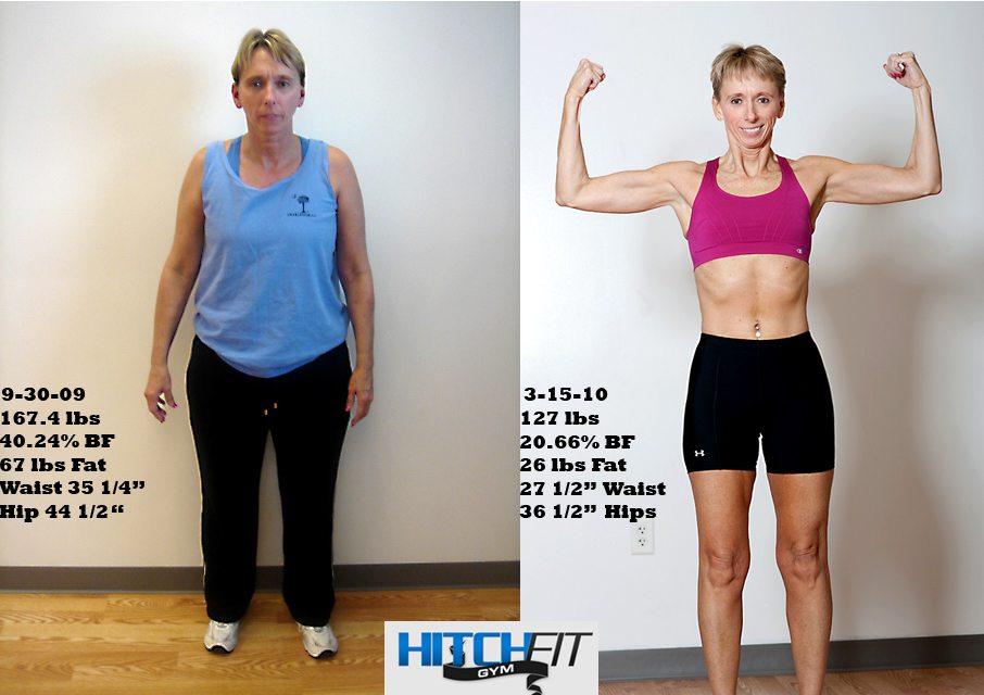 Total body detox program