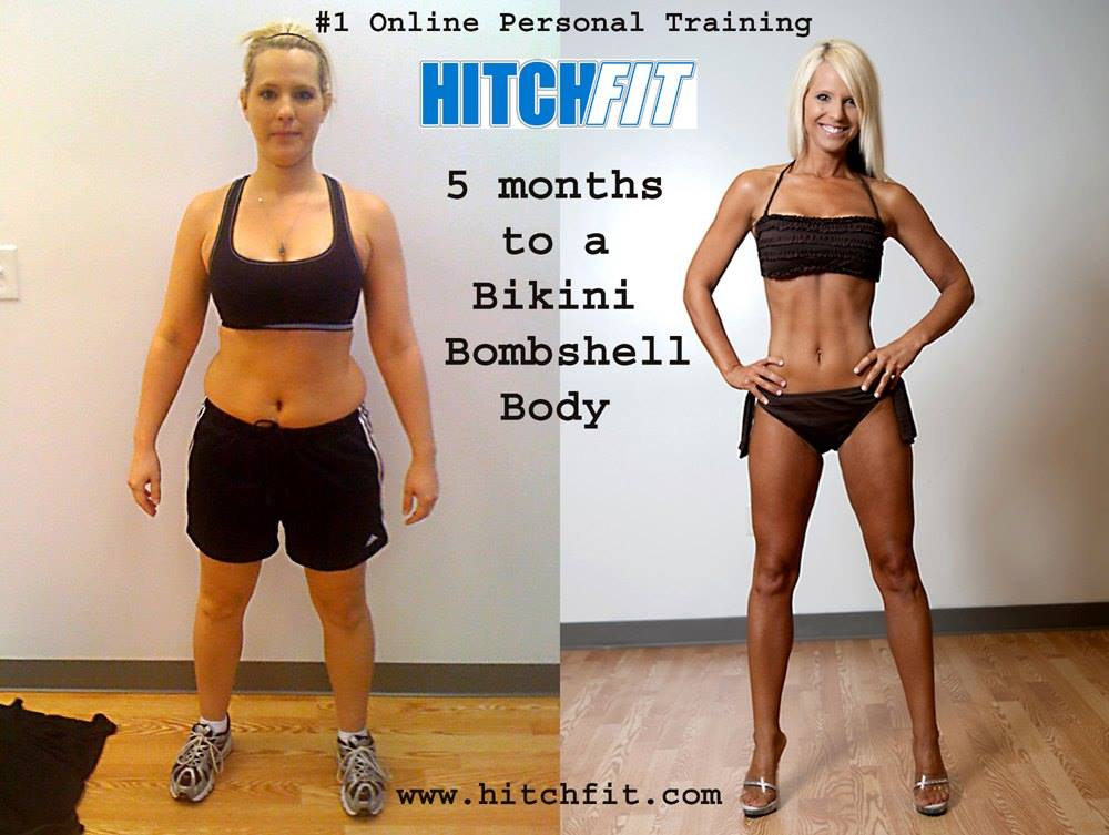 Hot Bikini Mom - Mother's Dramatic Before and After ...