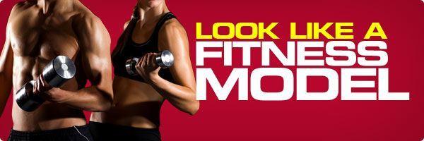 Online Fitness Model Diet & Exercise Plan