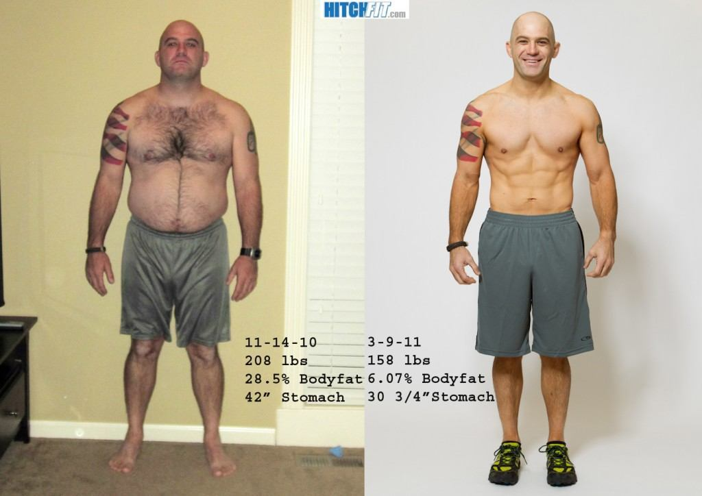 male, Lose Weight Feel Great, over 50 pounds lost, more than 20% body fat lost