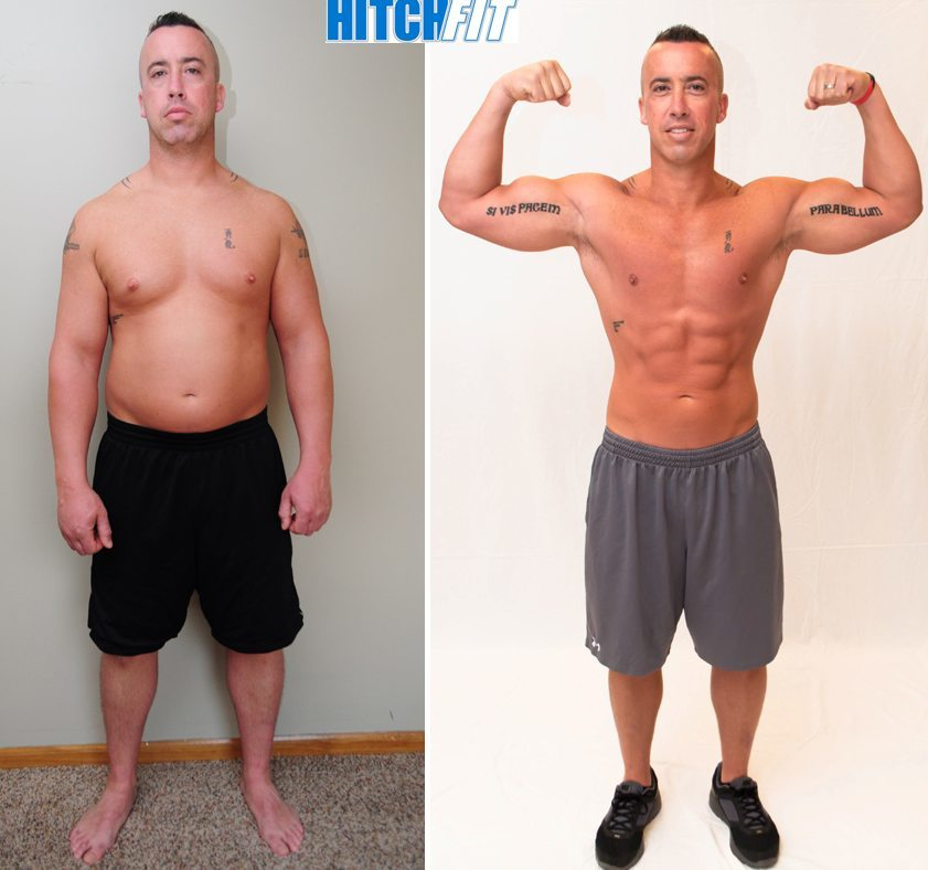 male, Look Like a Fitness Model, over 20 pounds lost, less than 20% body fat lost
