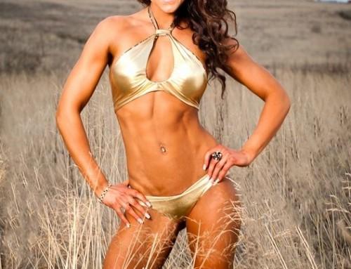 WBFF Pro Diva Fitness Model Fiola Biork