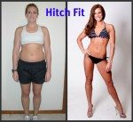 Heather D. Before and AFter front