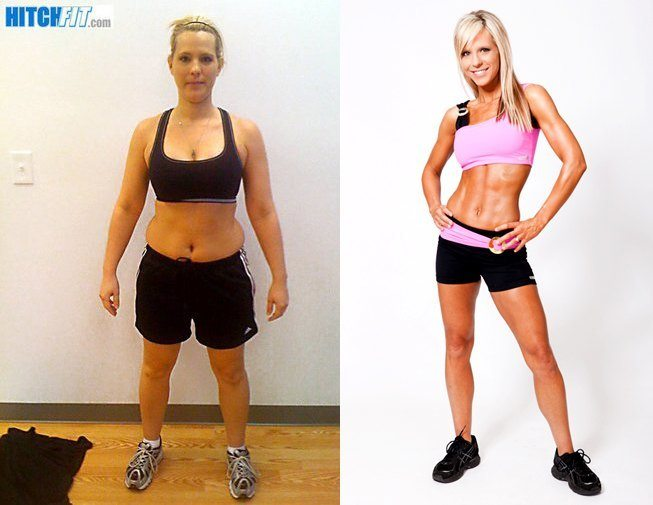 female, 1 on 1 training, over 50 pounds lost, more than 20% body fat lost