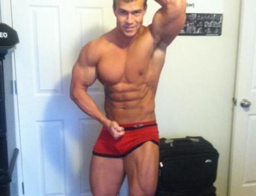 WBFF Muscle Model Josh Heob