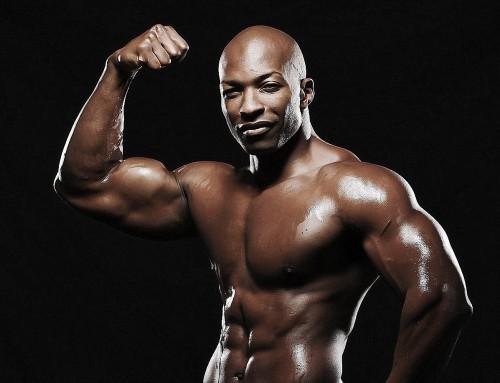 WBFF Muscle Model Joseph Pearson