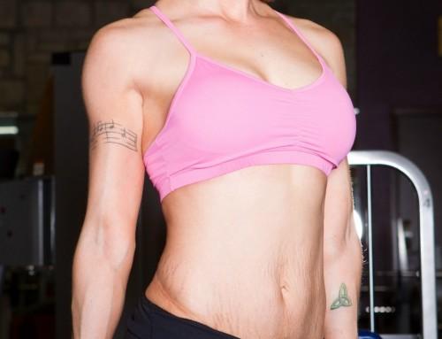 WBFF Diva Bikini & Fitness Model Rachel Merrill