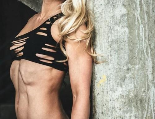 WBFF Diva Fitness Model Rachel Godwin