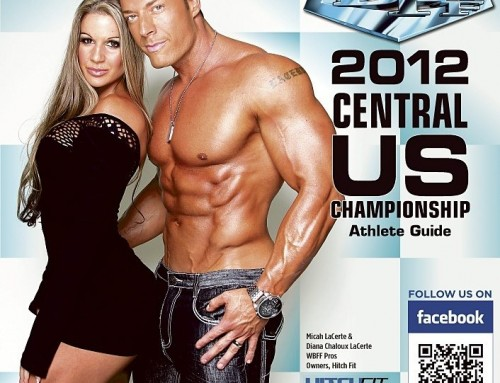 WBFF Central Us Championships back in Kansas City and Featured in INK Magazine