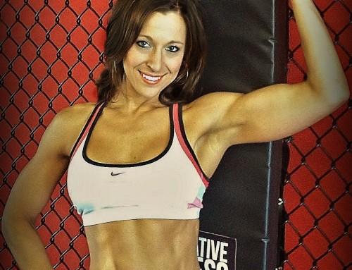 WBFF Diva Fitness & Bikini Model Vanessa Wilson