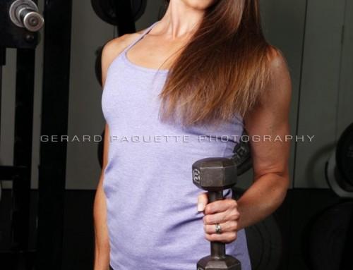 WBFF Diva Bikini Model Crystal Rice