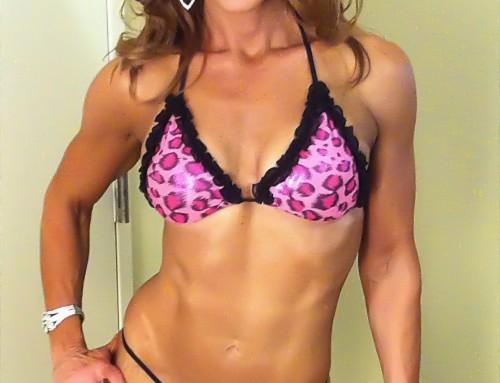 WBFF Diva Bikini & Fitness Model Sonya Roemisch