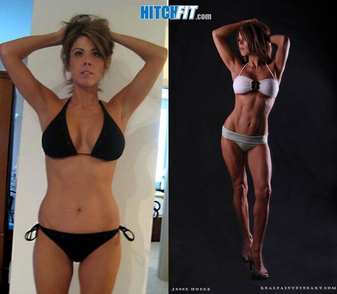 female, Look Like A Bikini Model, under 20 pounds lost, less than 20% body fat lost