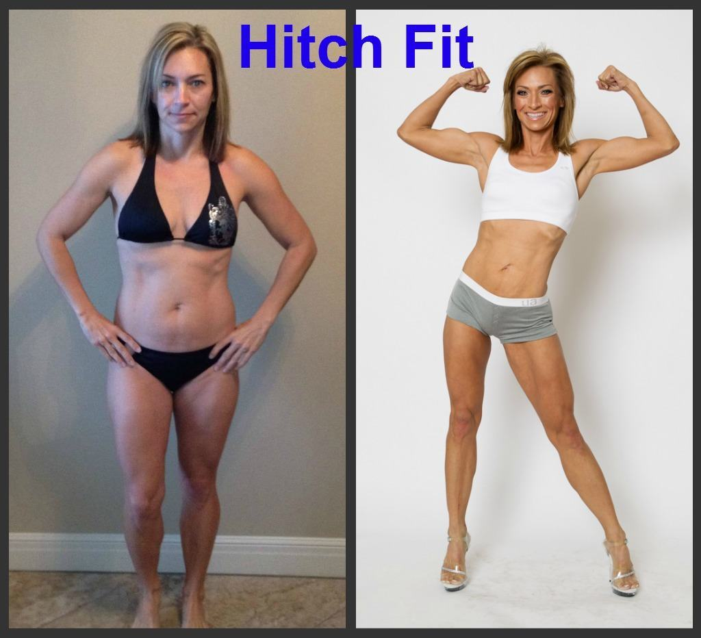female, Competition Prep, under 20 pounds lost, less than 20% body fat lost