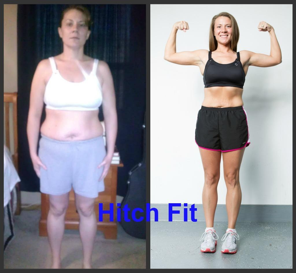 Jody H. Front Before and after