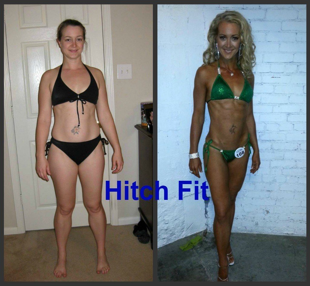 Linda Mosse Before and After Front