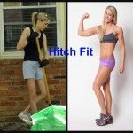 Kelli Before and After Side Flex