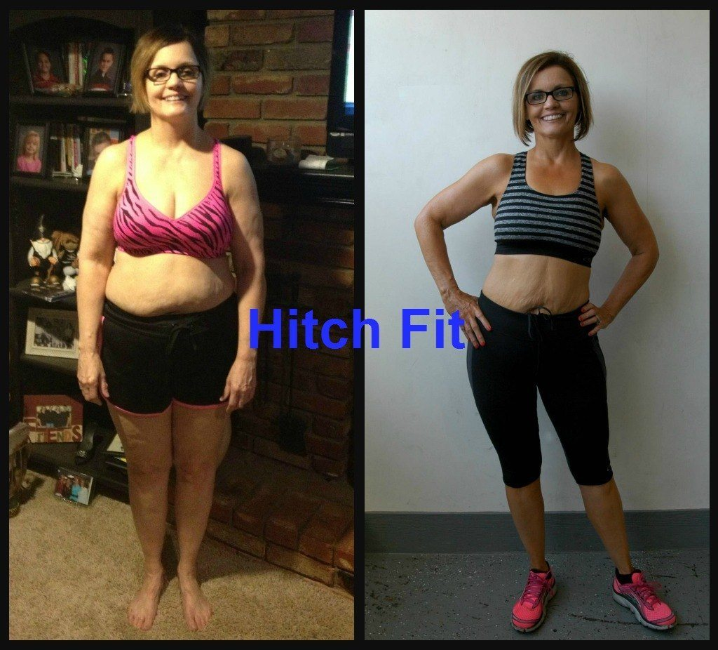 Vickie S. Before and After Front