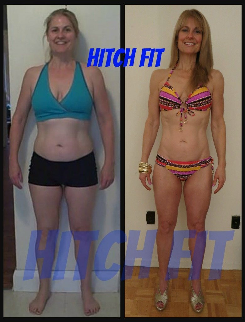 Sonya G. Before and After Front
