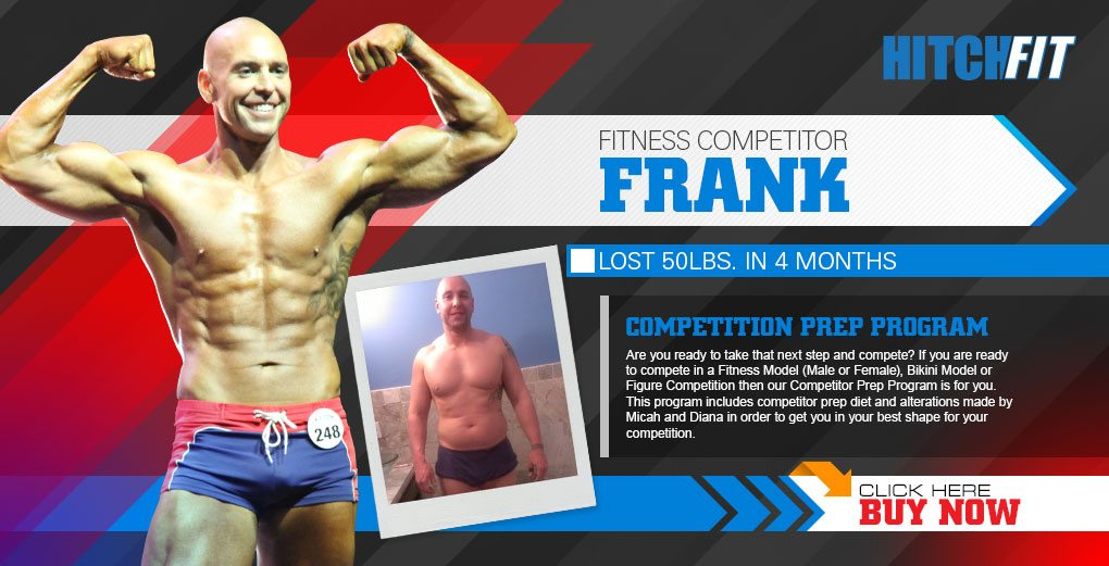 Hitch Fit - Frank lost 50 pounds