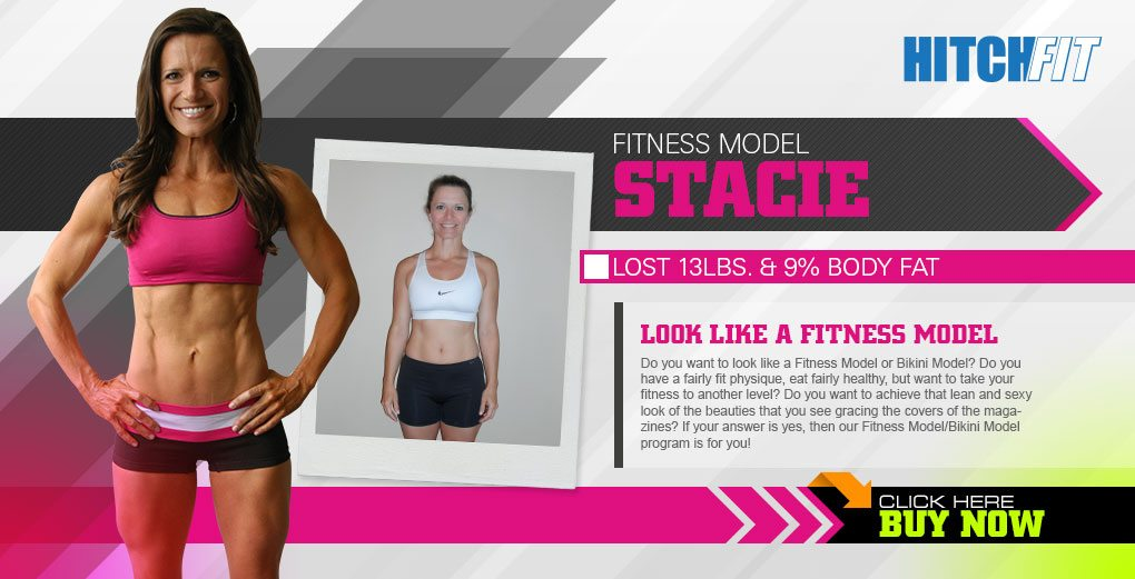 Hitch Fit - Stacie lost 13 pounds