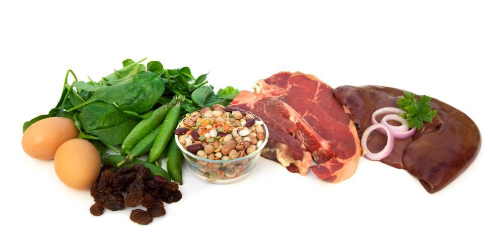 Iron the nutrient