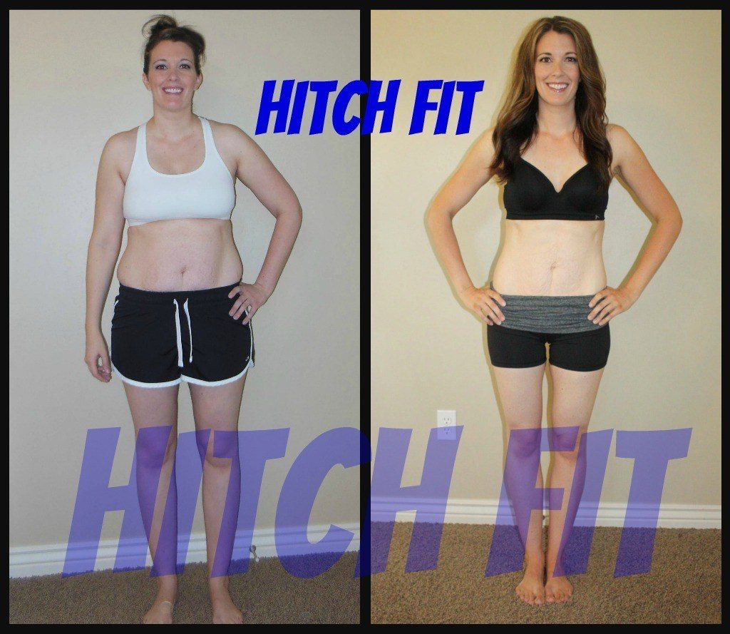 Amy D. Before and After front