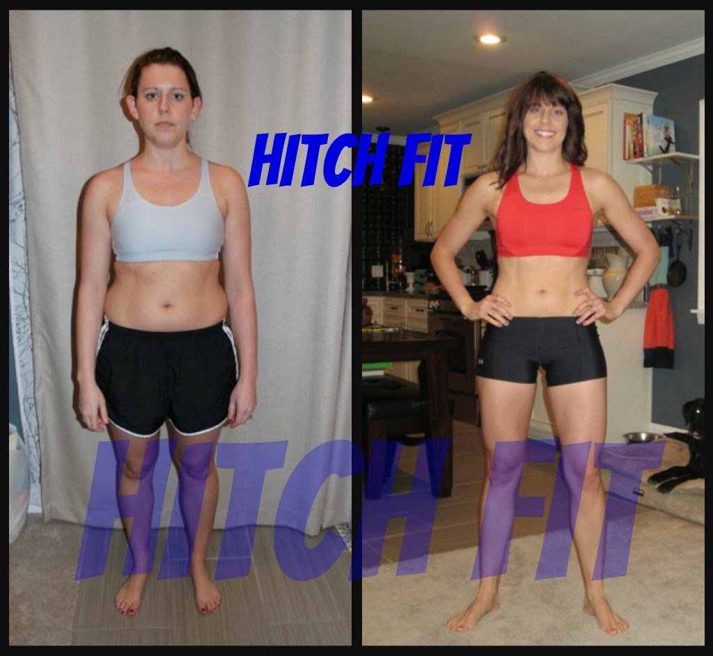 Stefanie Smith before and after front