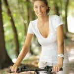 Outdoor cycling
