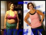 Vickie Before and After Front