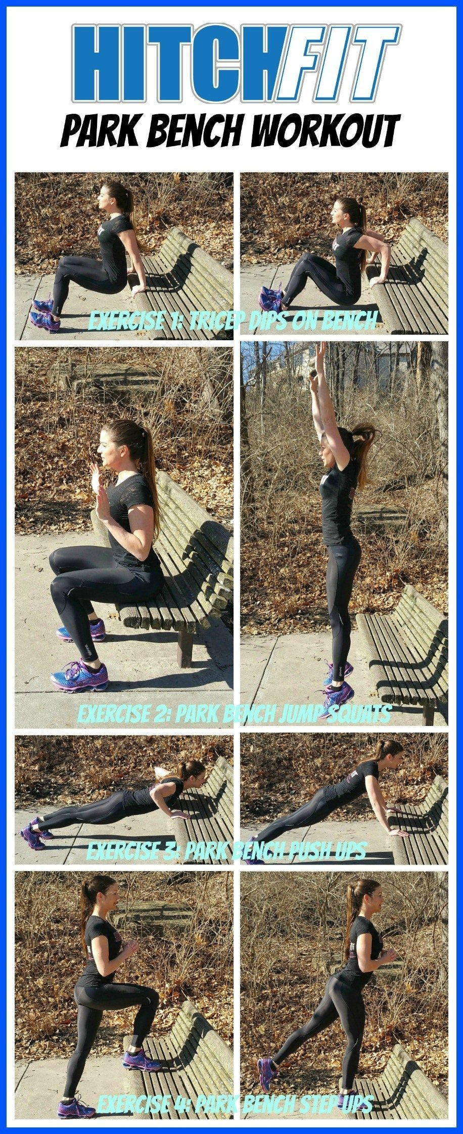 Park Bench Workout Pinnable Smaller