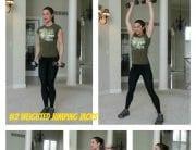 Shoulders & Legs Combo Pinnable Workout