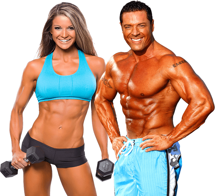 Micah and Diana HitchFit Online Personal Trainers