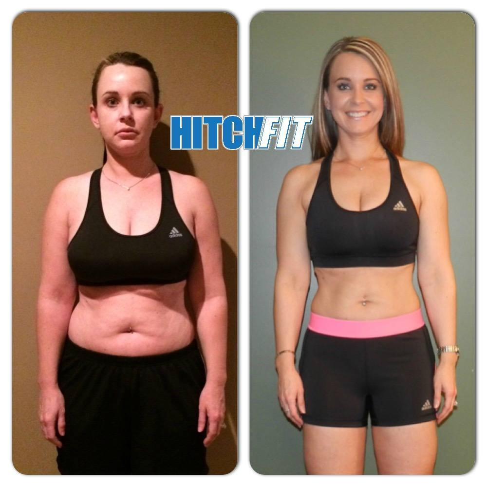Keri E. Before and After Front
