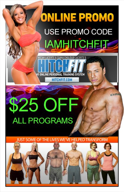 I am Hitch Fit!
