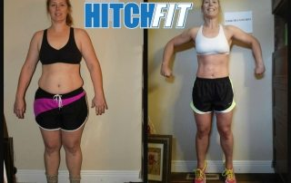 Carolyn H. Before and After Front