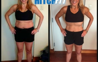 Franca S. Before and After Front
