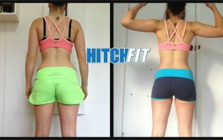 Lisa T. Before and After Back