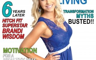 Hitch Fit Living Cover January February 2016