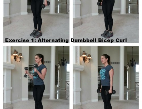 Biceps Blasting Dumbbell Workout