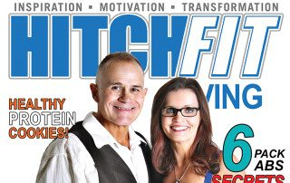 Hitch Fit Living March April 2016 Cover