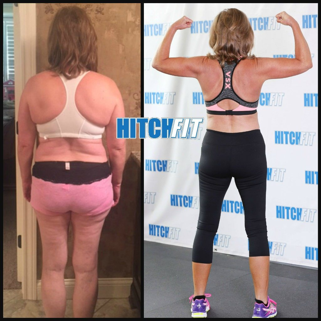 Fit over 60 Before and After Weight Loss Success