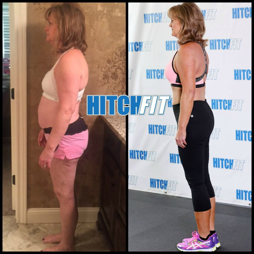 60 and Fit Weight Loss Plan for Women Before and Afters - Donna