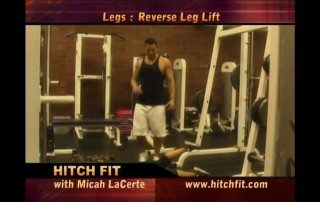 Reverse Leg Lift