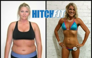 Beckie Mason Before and AFter front Full